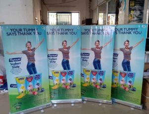 Roll Up Banner Stand in Chennai