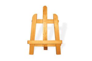 Mini Wood Easel Stand in Chennai