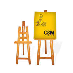 Wooden Easel Stand in Chennai