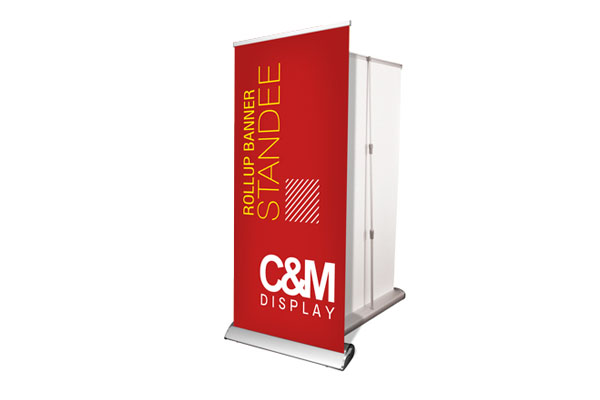 Roll Up Deluxe Standee in Chennai