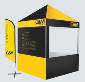promotional canopy tent